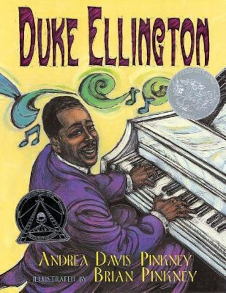 Duke Ellington: The Piano Prince and His Orchestra, Paperback