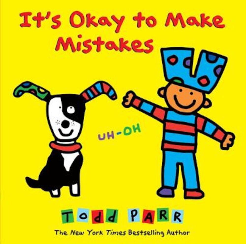 It's Okay to Make Mistakes, Hardcover