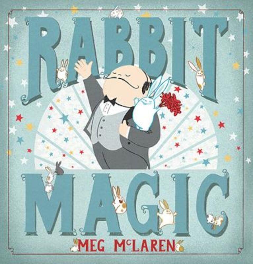 Rabbit Magic, Hardcover