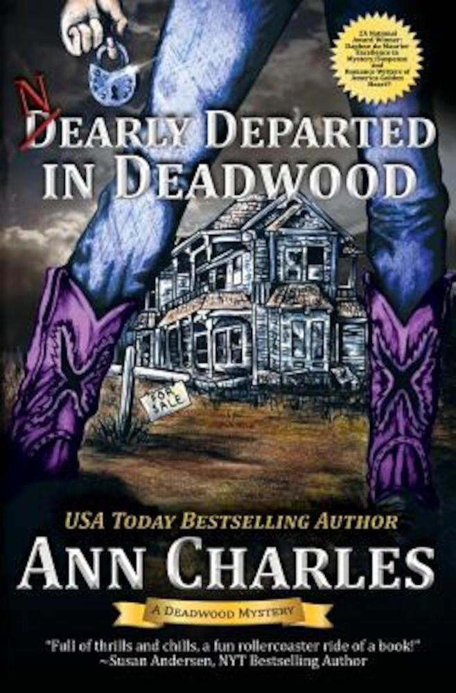 Nearly Departed in Deadwood, Paperback