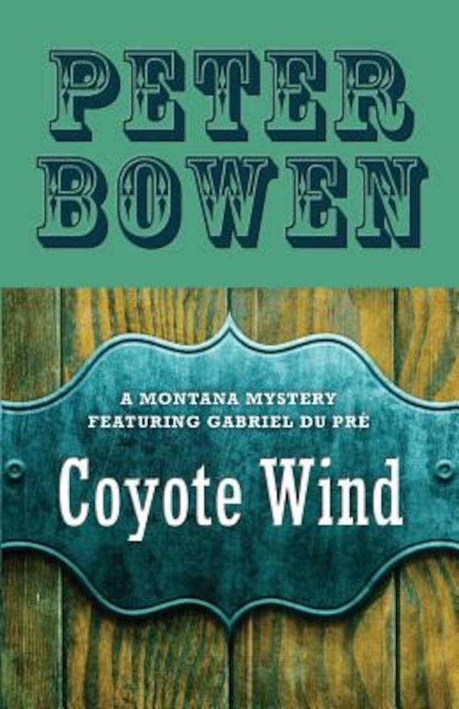 Coyote Wind, Paperback