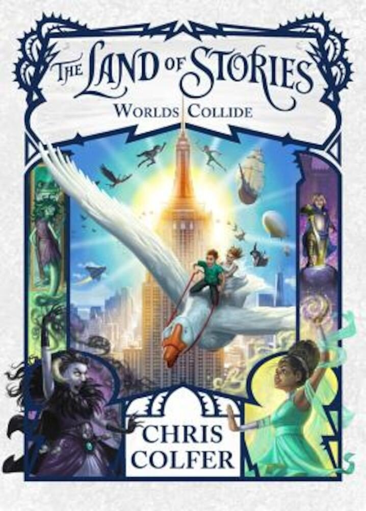 The Land of Stories: Worlds Collide, Hardcover