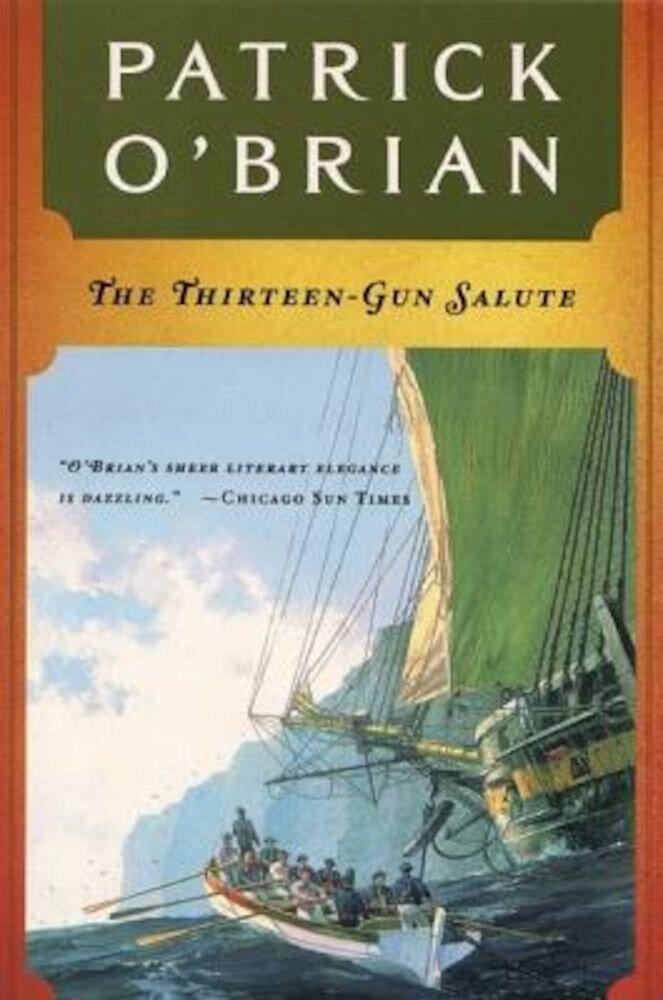 The Thirteen Gun Salute, Paperback