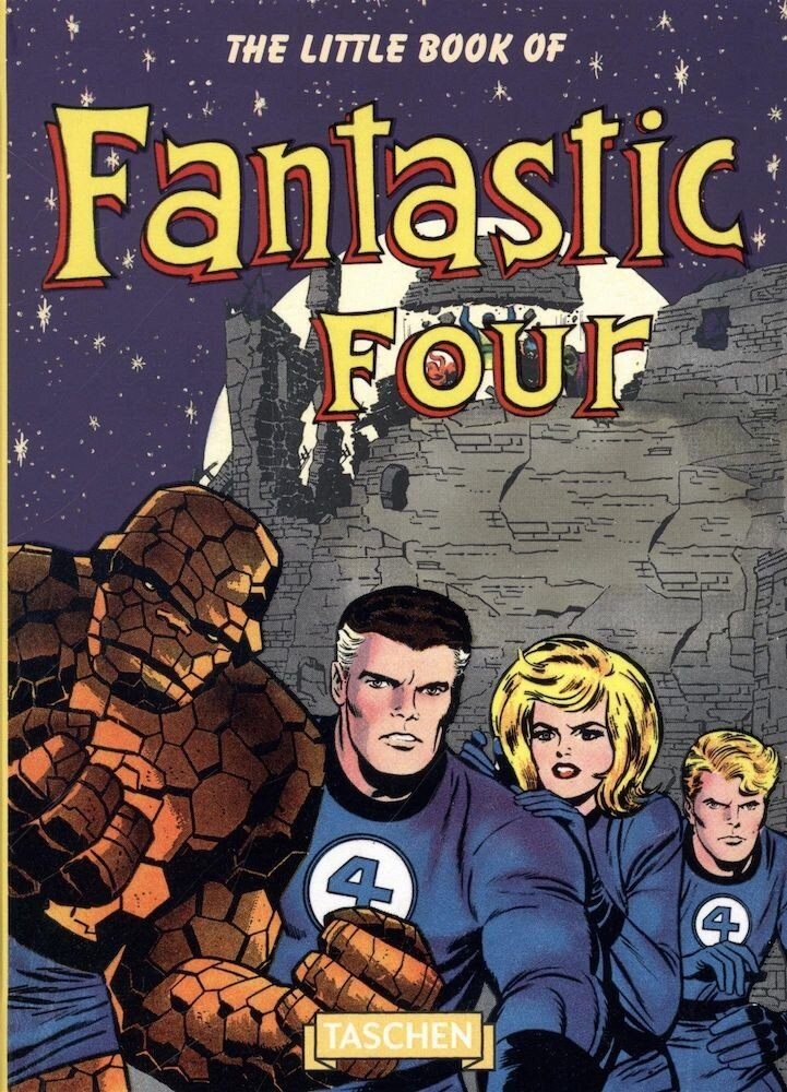 Coperta Carte Marvel: Fantastic Four