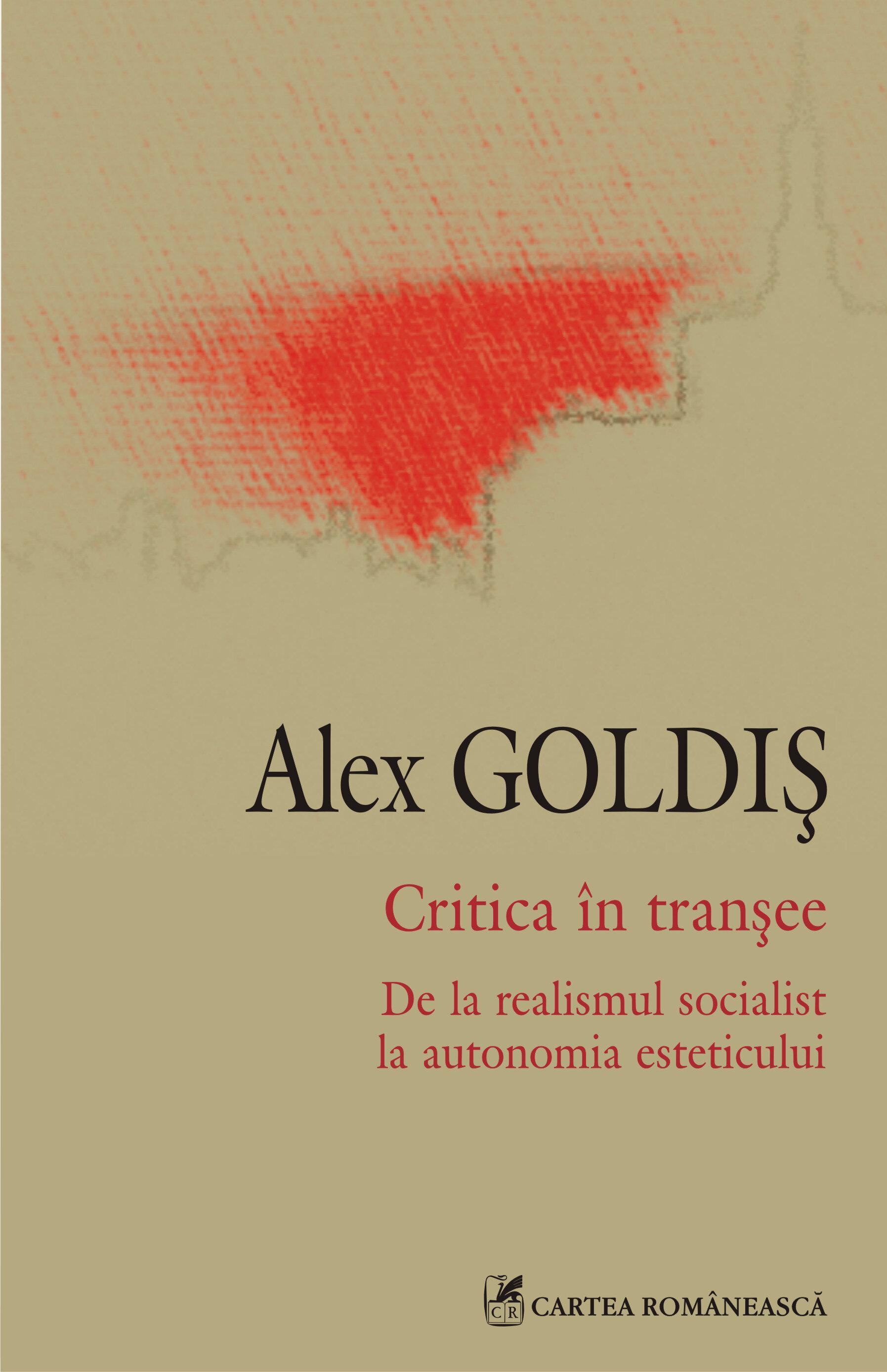 Critica in transee. De la realismul socialist la autonomia esteticului (eBook)