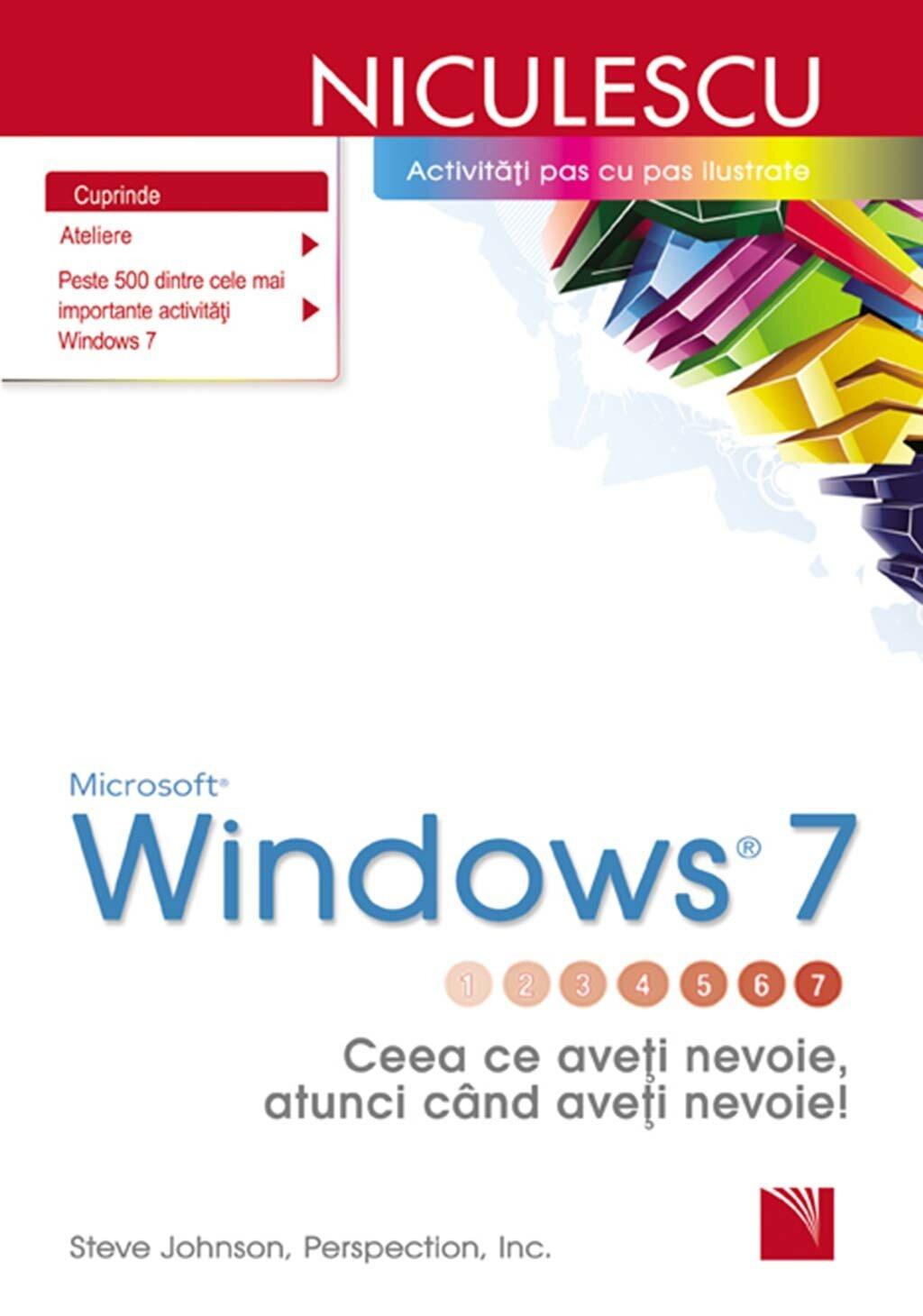 Microsoft Windows 7 (eBook)