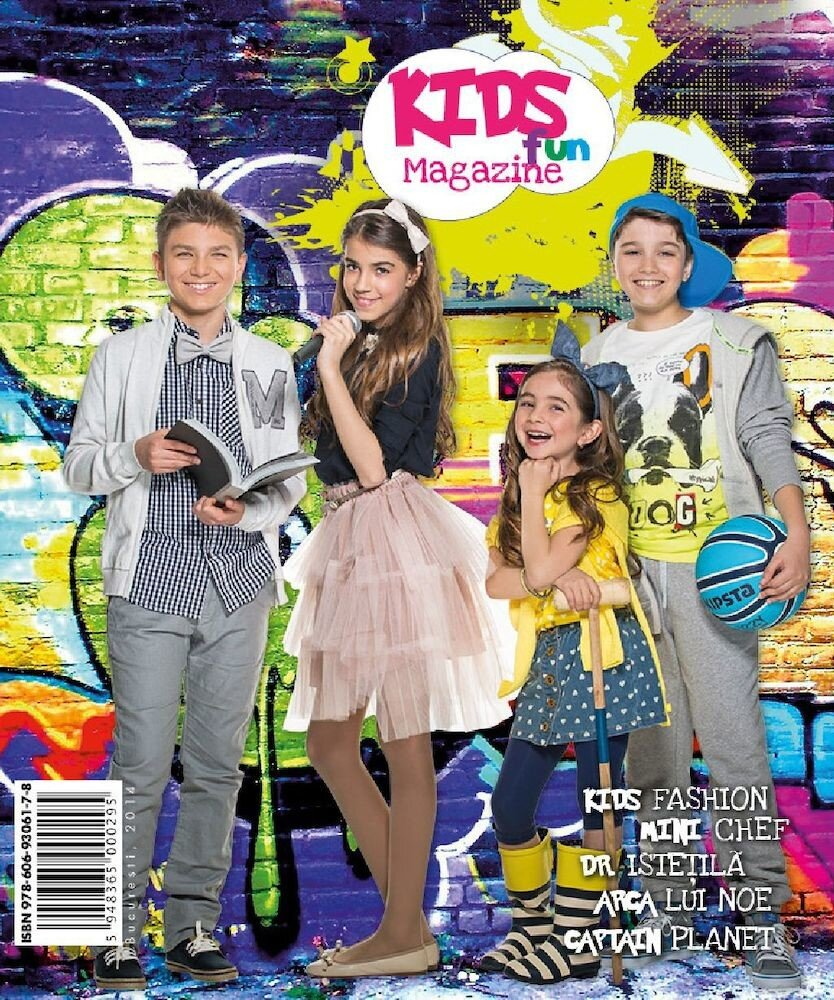Kids Fun Magazine