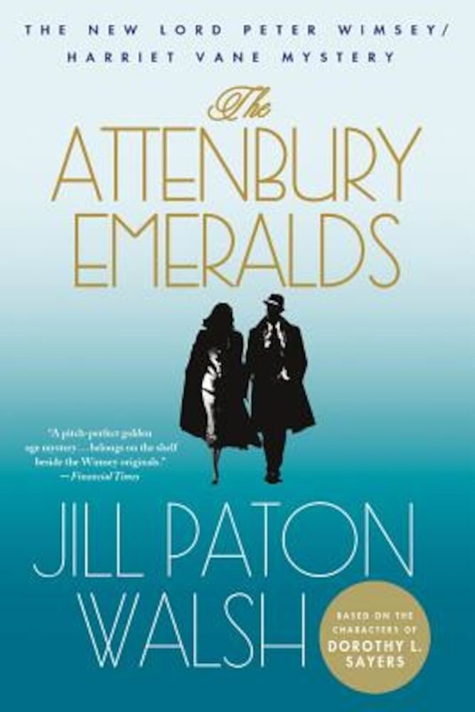 The Attenbury Emeralds, Paperback