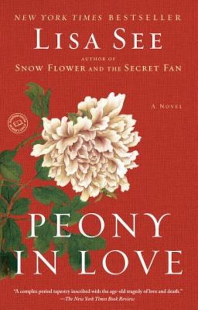Peony in Love, Paperback