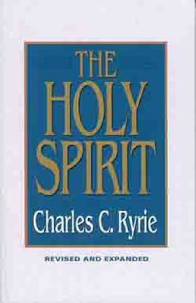 The Holy Spirit, Paperback