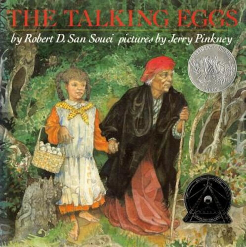 The Talking Eggs: A Folktale from the American South, Hardcover