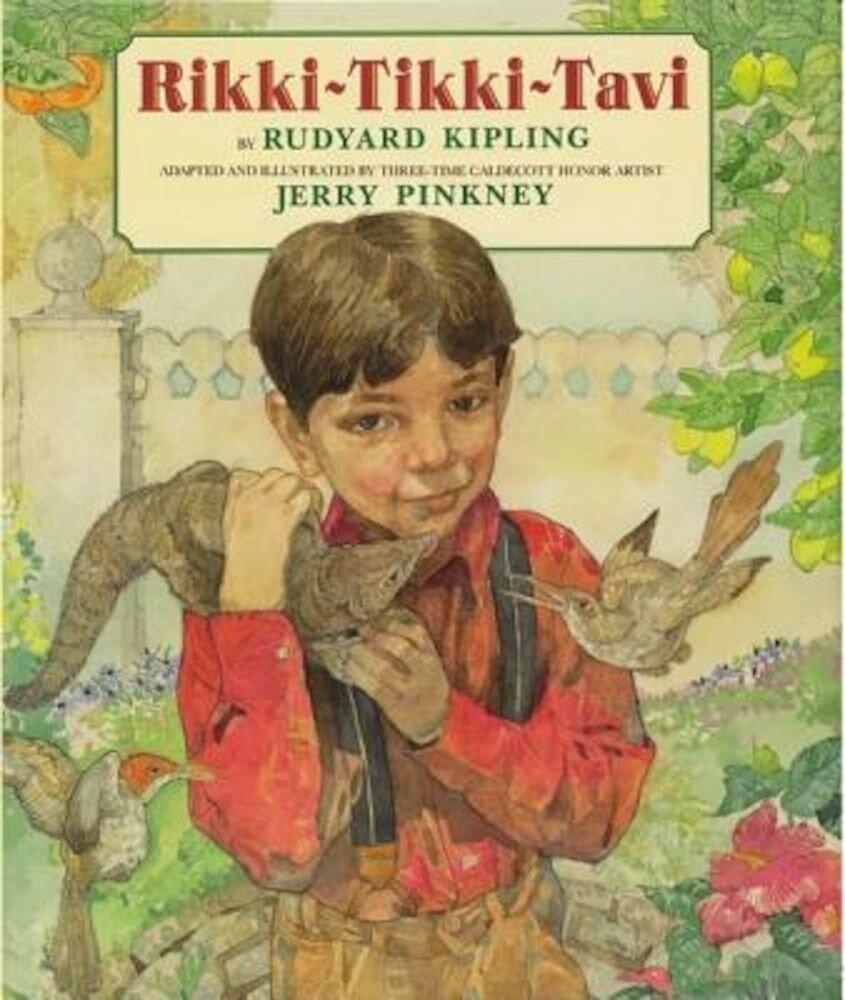 Rikki-Tikki-Tavi, Paperback