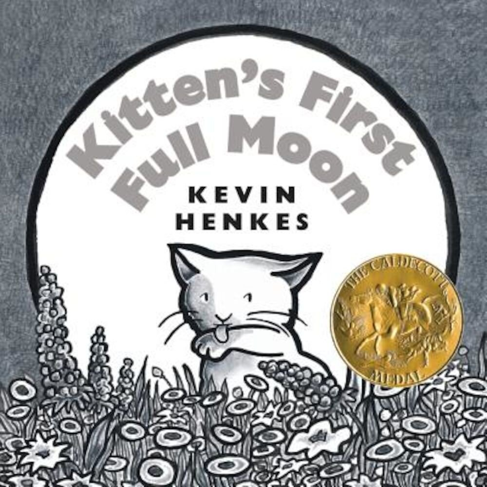 Kitten's First Full Moon Board Book, Hardcover