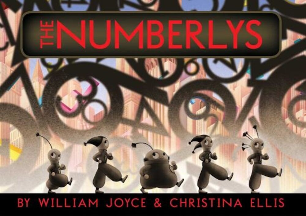 The Numberlys, Hardcover