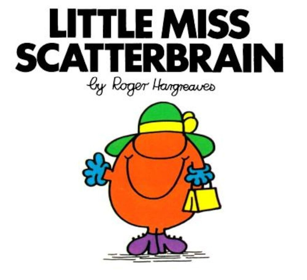 Little Miss Scatterbrain, Paperback