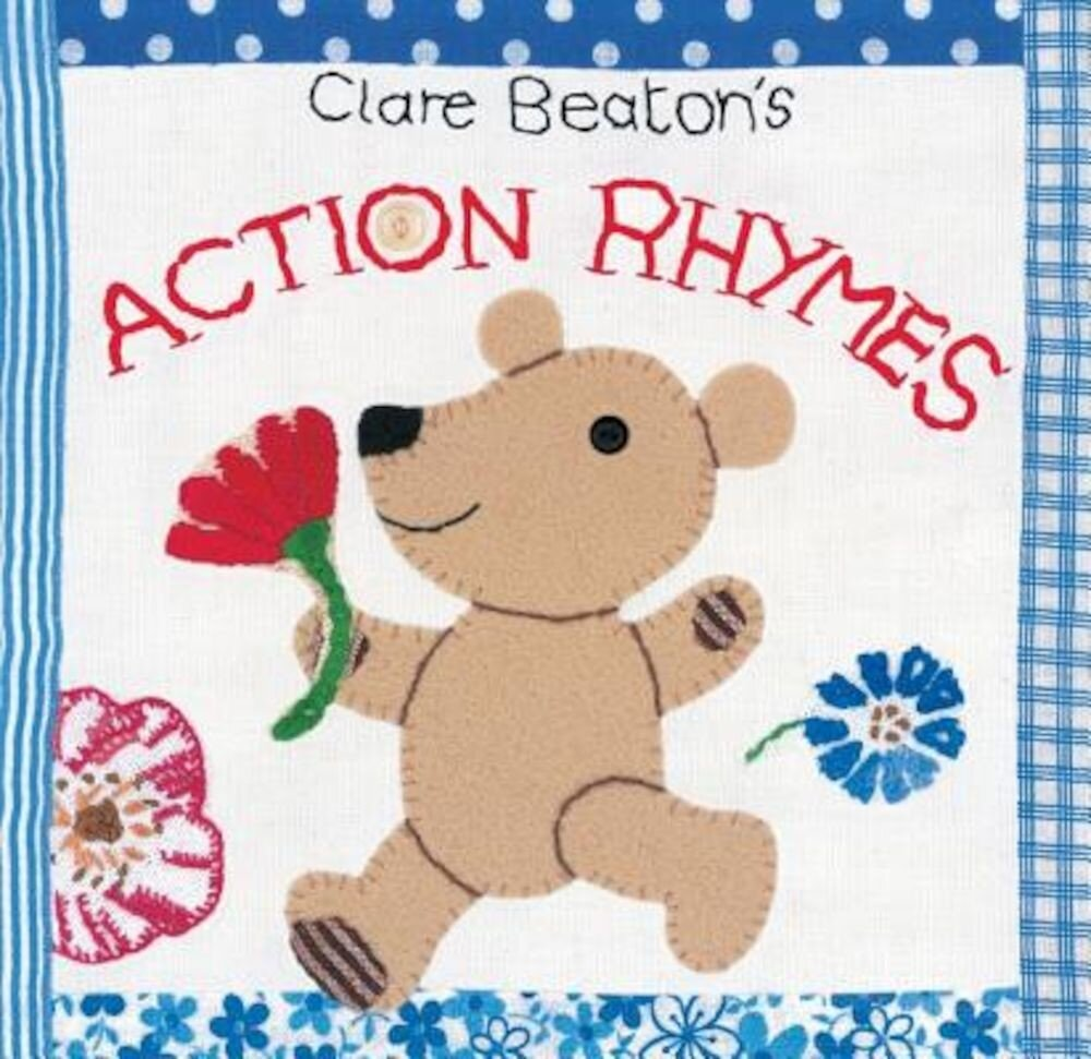 Clare Beaton's Action Rhymes, Hardcover