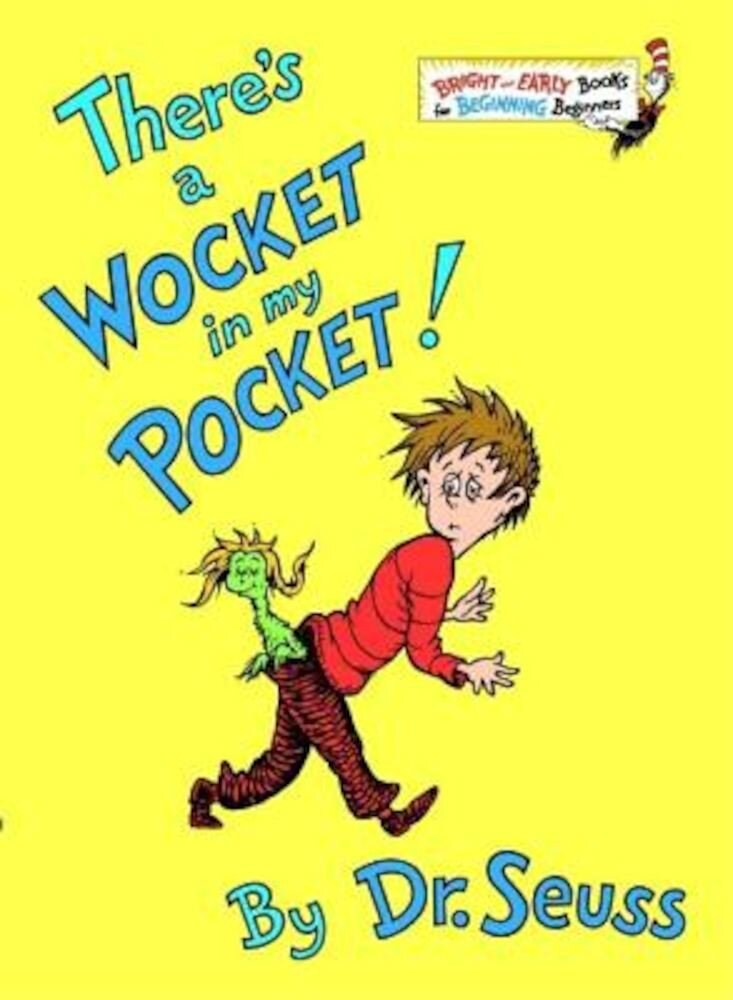 There's a Wocket in My Pocket!, Hardcover