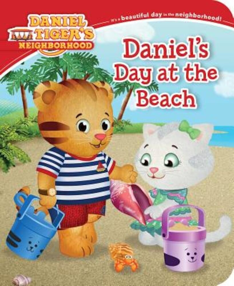 Daniel's Day at the Beach, Hardcover