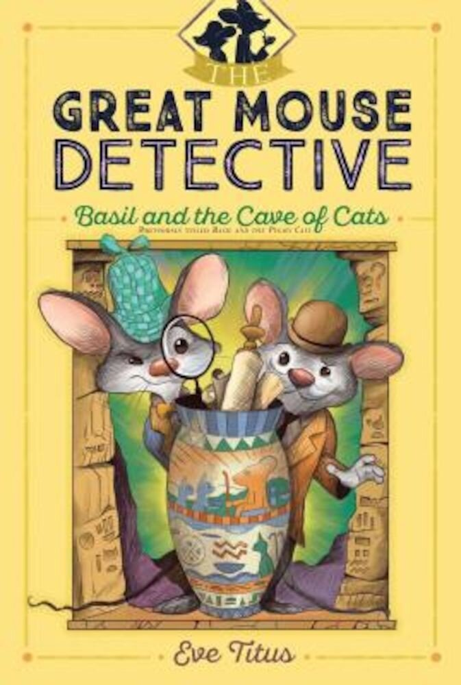 Basil and the Cave of Cats, Paperback