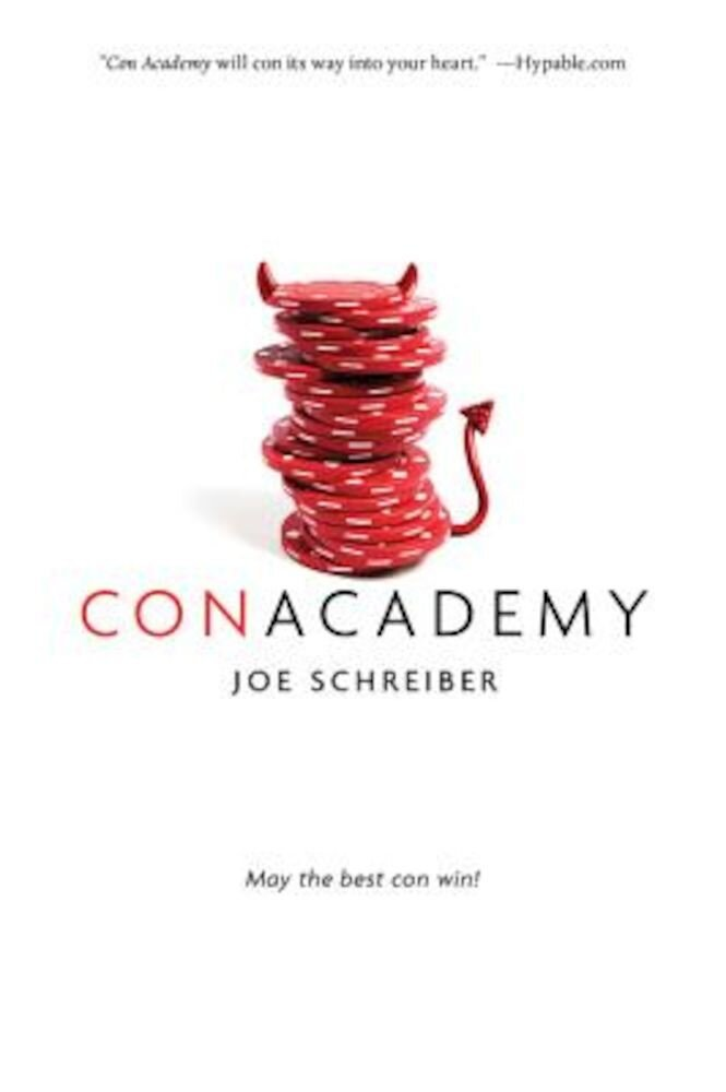Con Academy, Paperback