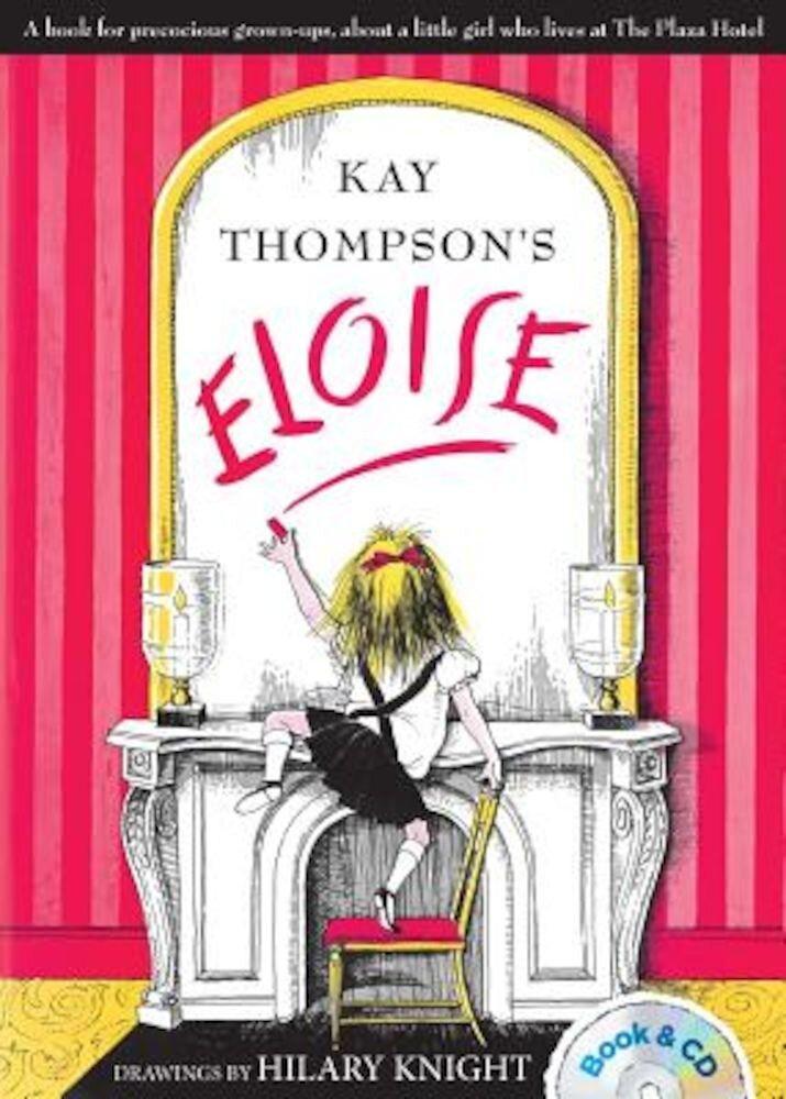 Eloise: Book & CD, Paperback