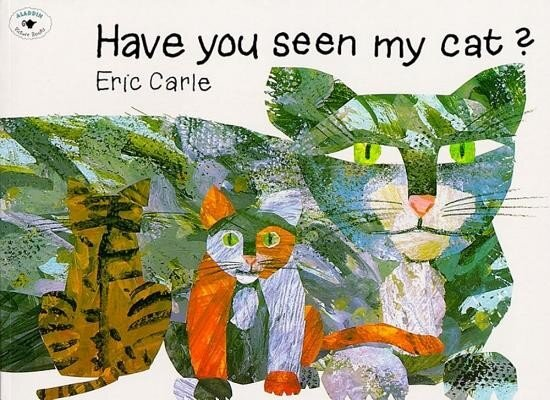 Have You Seen My Cat?, Paperback