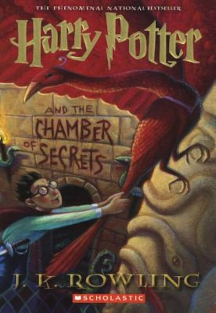 Harry Potter and the Chamber of Secrets, Hardcover