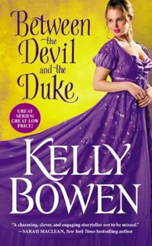 Between the Devil and the Duke, Paperback