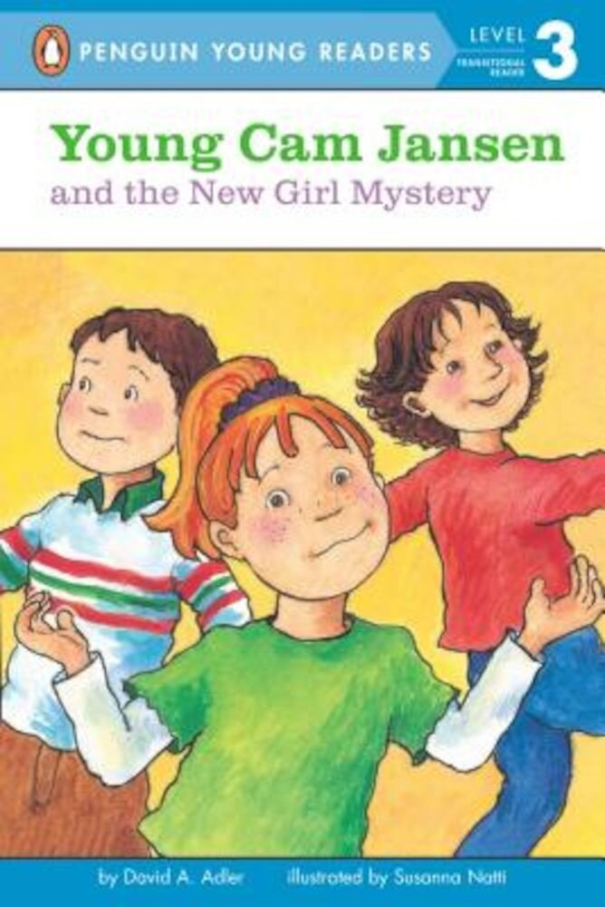Young Cam Jansen and the New Girl Mystery, Paperback