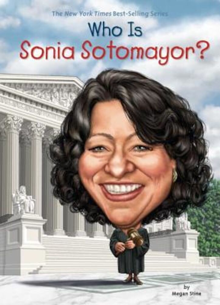 Who Is Sonia Sotomayor?, Paperback
