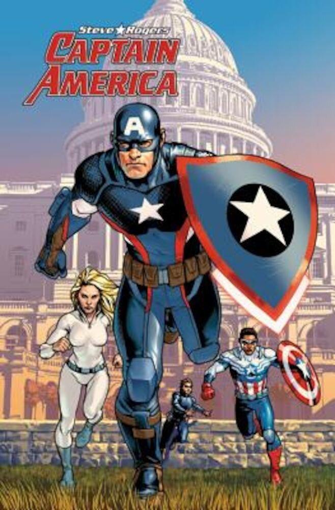 Captain America: Steve Rogers, Volume 1: Hail Hydra, Paperback