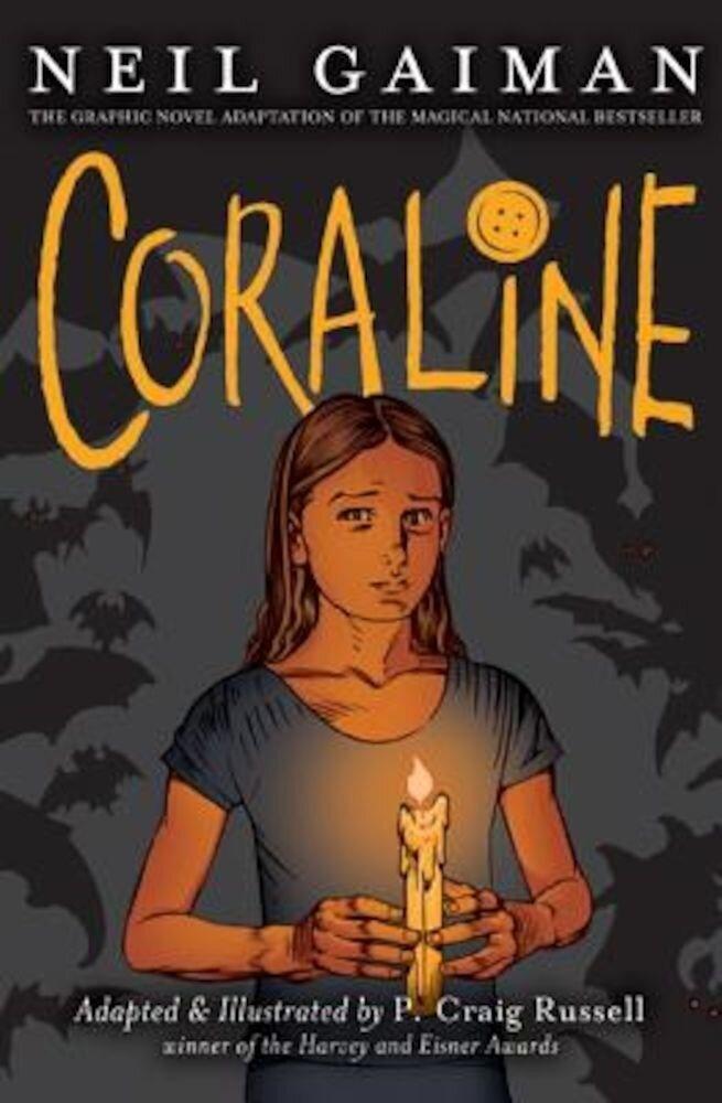 Coraline, Hardcover