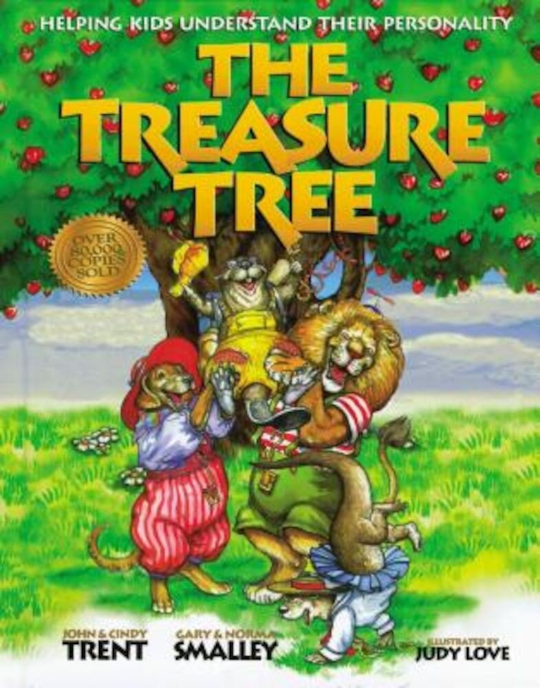 The Treasure Tree: Helping Kids Get Along and Enjoy Each Other, Hardcover