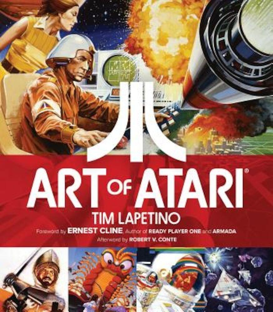 Art of Atari, Hardcover