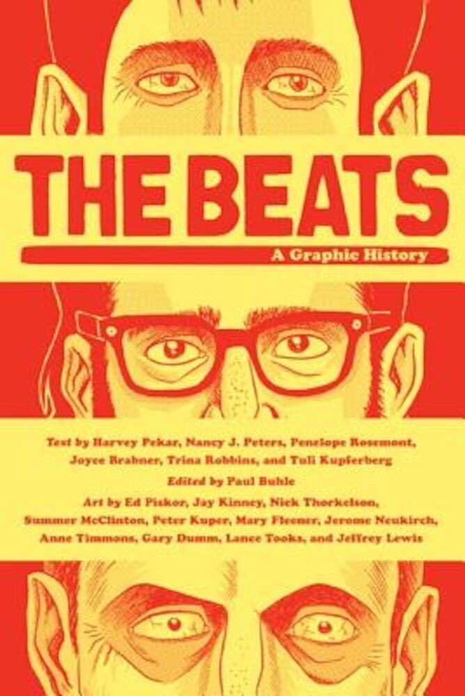 The Beats: A Graphic History, Paperback