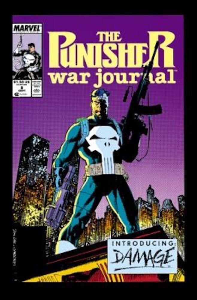The Punisher War Journal, Paperback