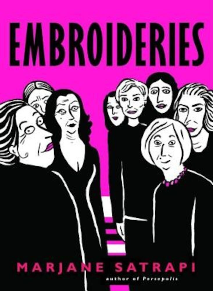 Embroideries, Paperback
