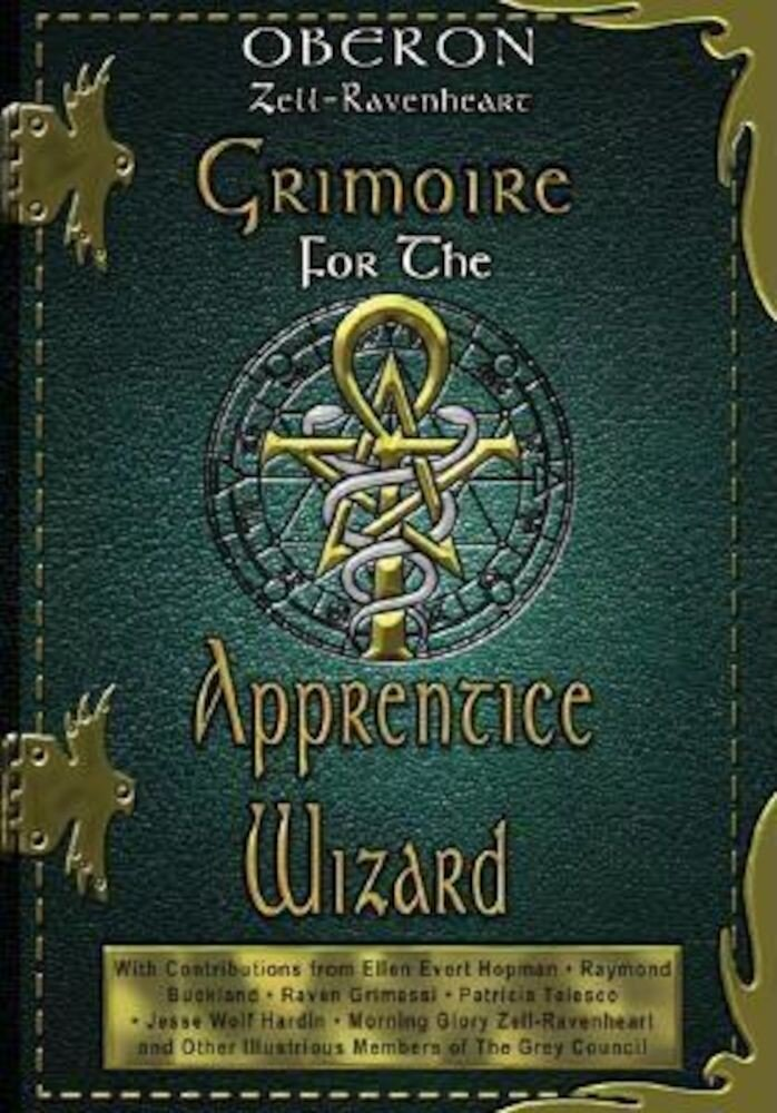 Grimoire for the Apprentice Wizard, Paperback