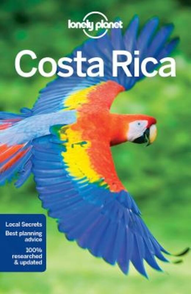 Lonely Planet Costa Rica, Paperback