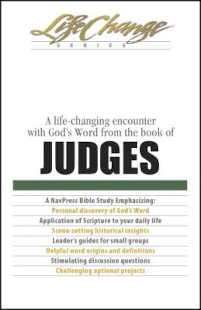 Judges, Paperback