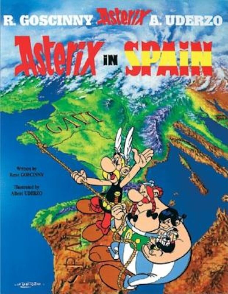 Asterix in Spain, Paperback