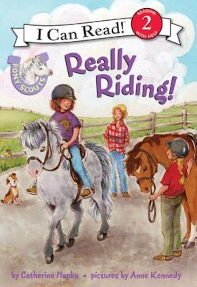 Really Riding!, Paperback
