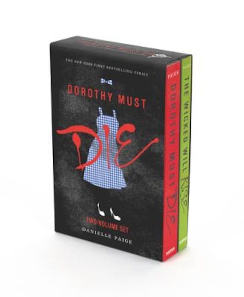 Dorothy Must Die 2-Book Box Set: Dorothy Must Die, the Wicked Will Rise, Paperback