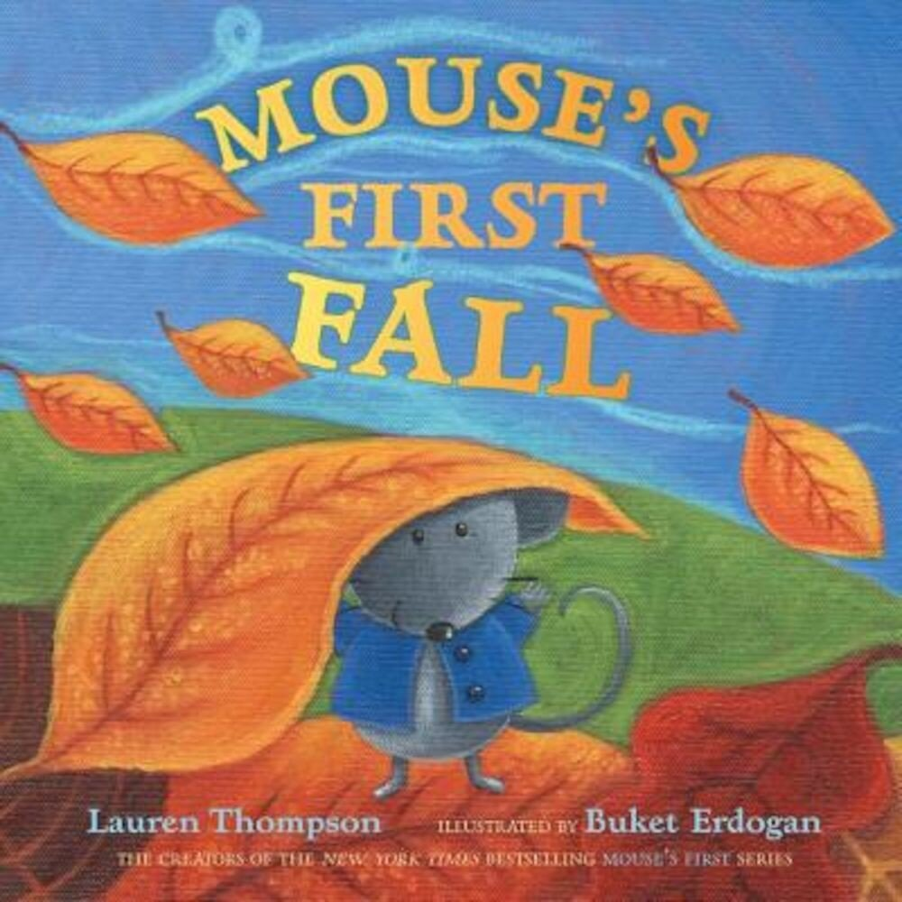 Mouse's First Fall, Hardcover