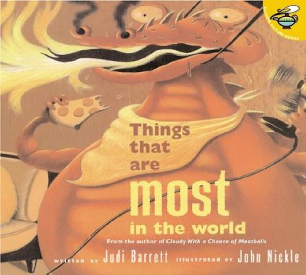 Things That Are Most in the World, Paperback