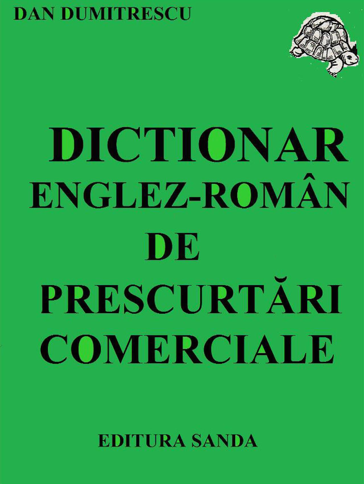Dictionar Englez-Roman de prescurtari comerciale (eBook)