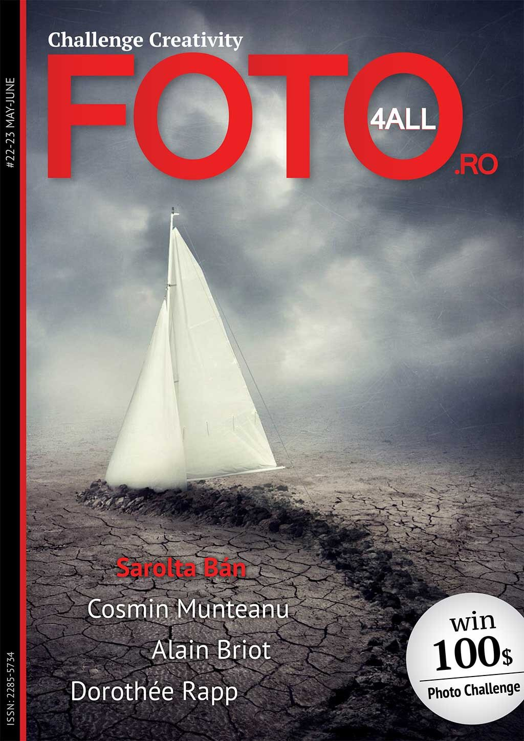 Revista FOTO4all - Nr. 22-23, mai-iunie 2013 (eBook)