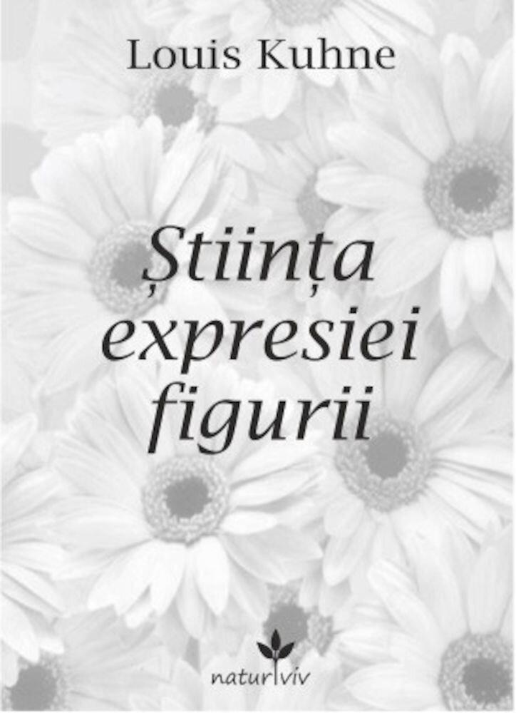 Coperta Carte Stiinta expresiei figurii