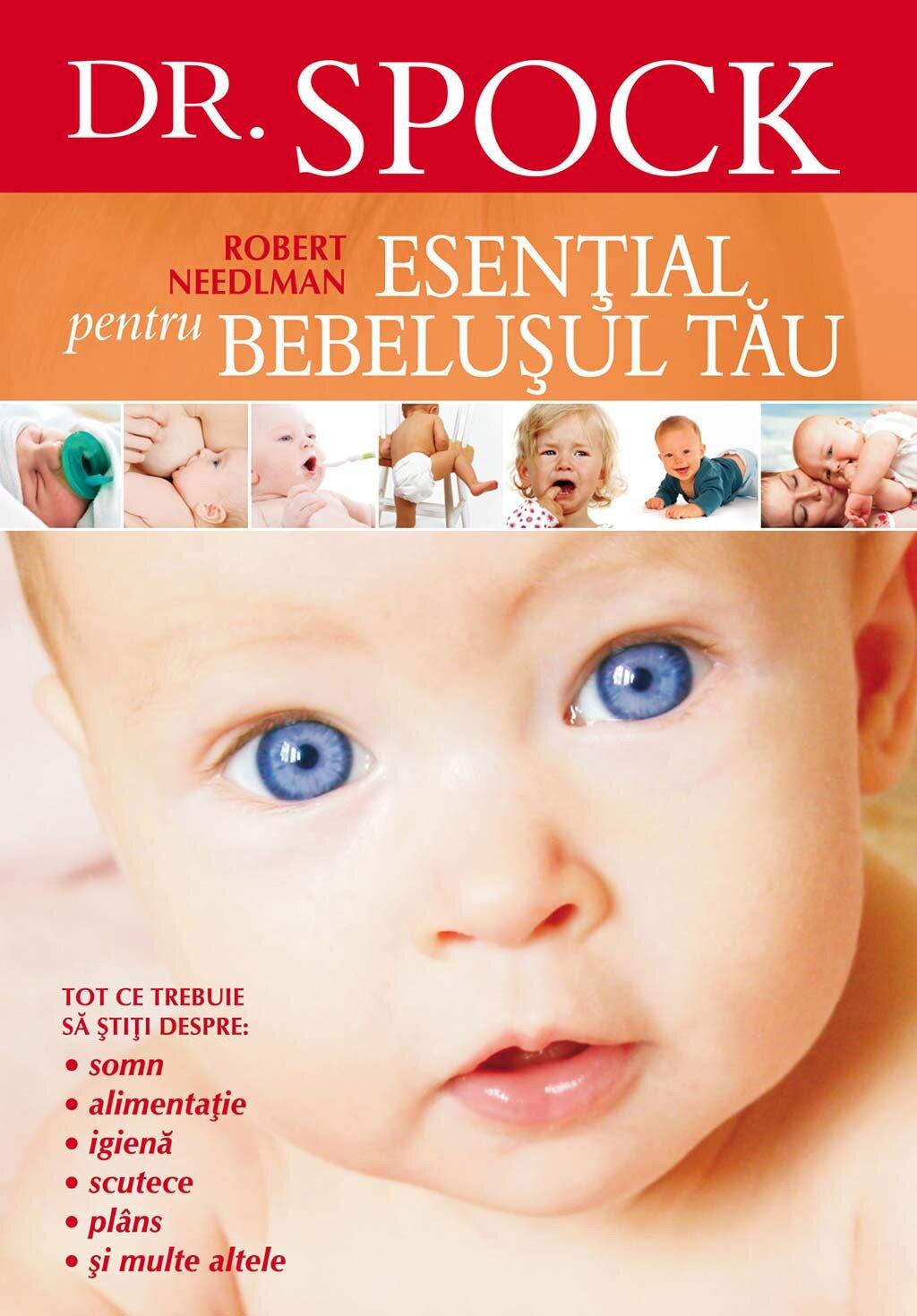 Dr. Spock. Esential pentru bebelusul tau (eBook)