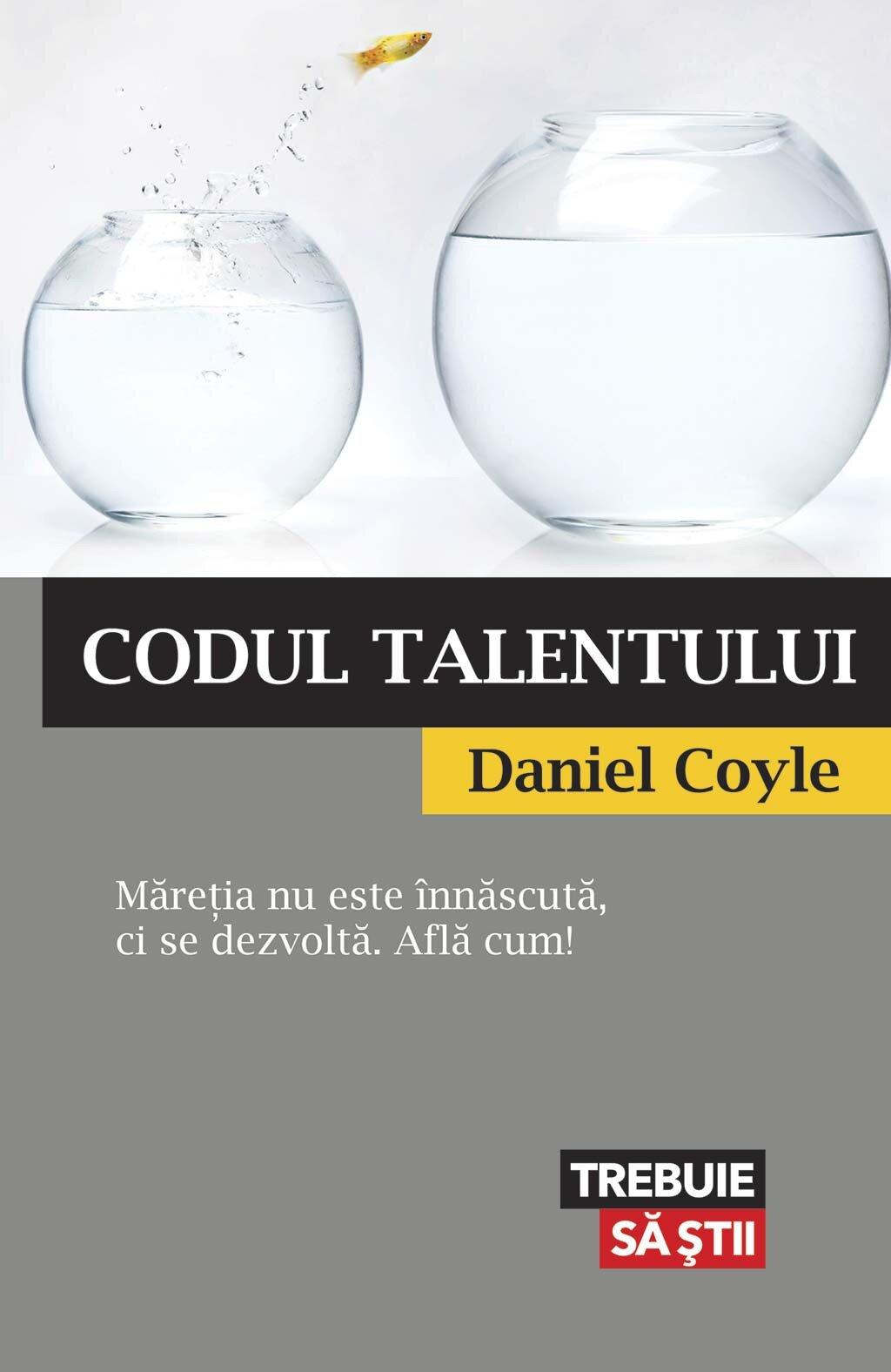 Codul talentului (eBook)